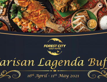 Ramadhan Buffet Food Preview