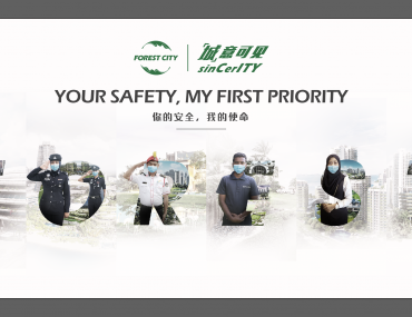 Your Safety, Our First Priority.